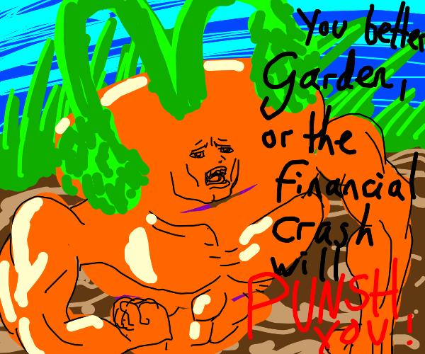 Buff Carrot