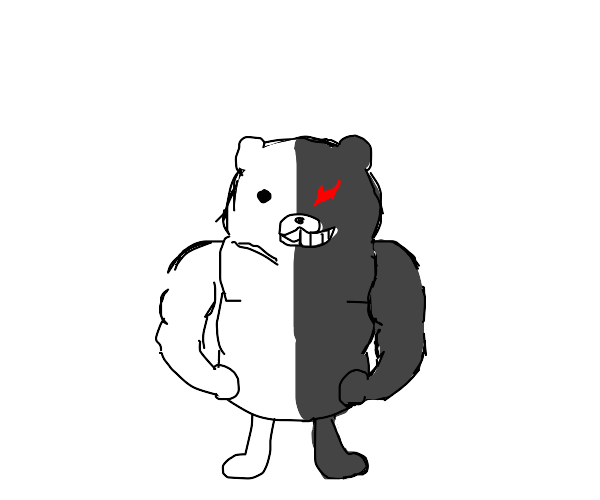 Buff Monokuma