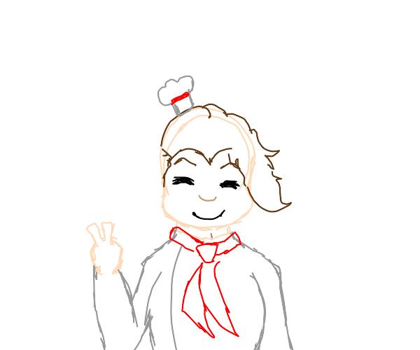 anime chef