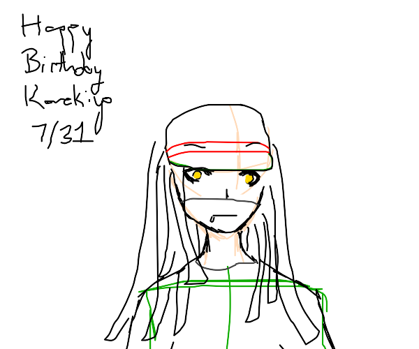 happy birthday korekiyo