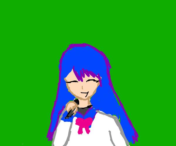 Sayaka Maizono (Danganronpa 1 THH)