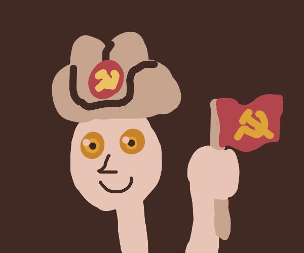 communist cowboy