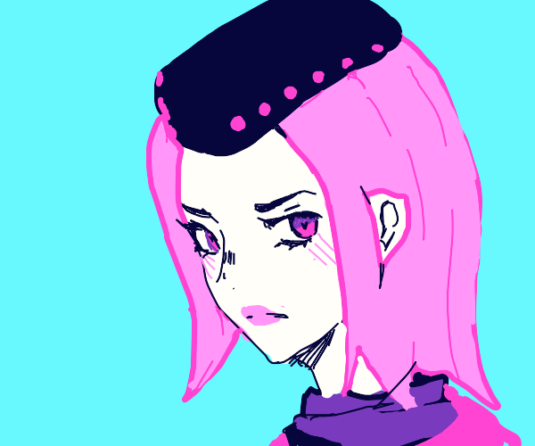 Sakura from Naruto is emo