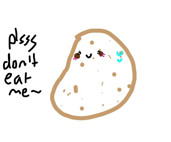 wowie! a smol potato!