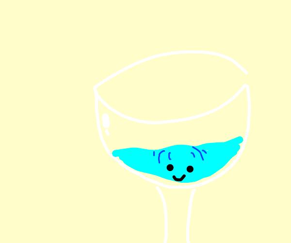happy water drink