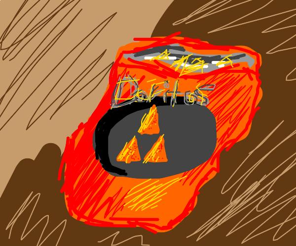 Doritos Triforce