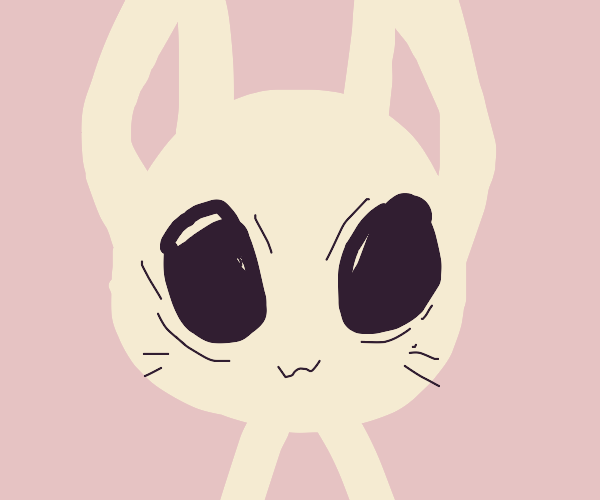 insane pink bunny