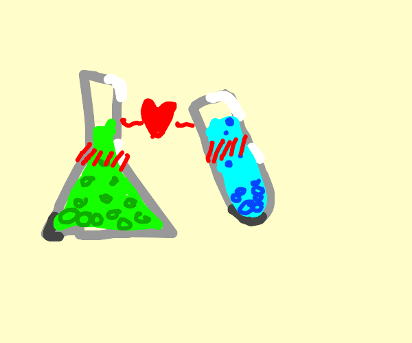 Chemical substances in love