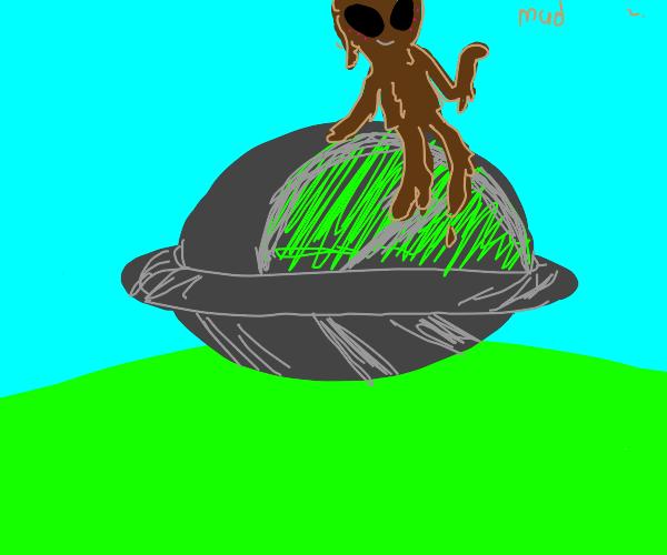 mud alien