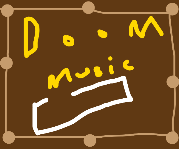 Draw the cover of your favorite album