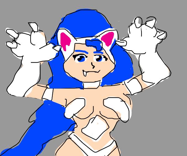 felicia cat girl