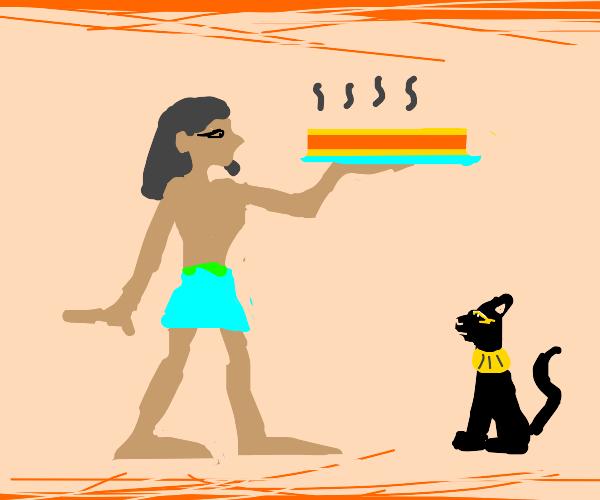 Egyptian Lasagna