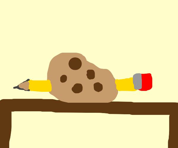 A potato pencil experiment