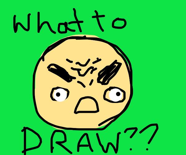 Art block is pain