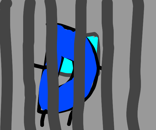 Drawception D is in jail!