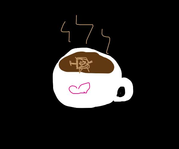 Drawception coffee