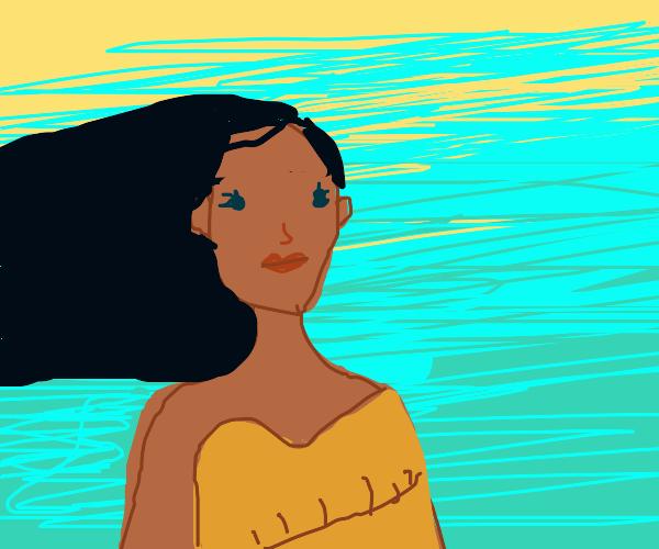 Pocahontas!