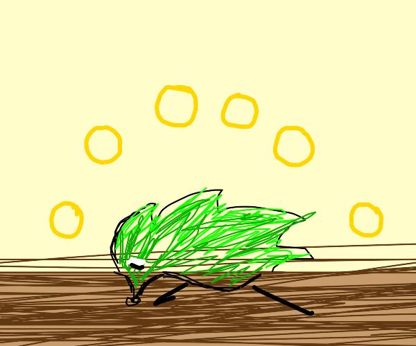 Grass Sonic