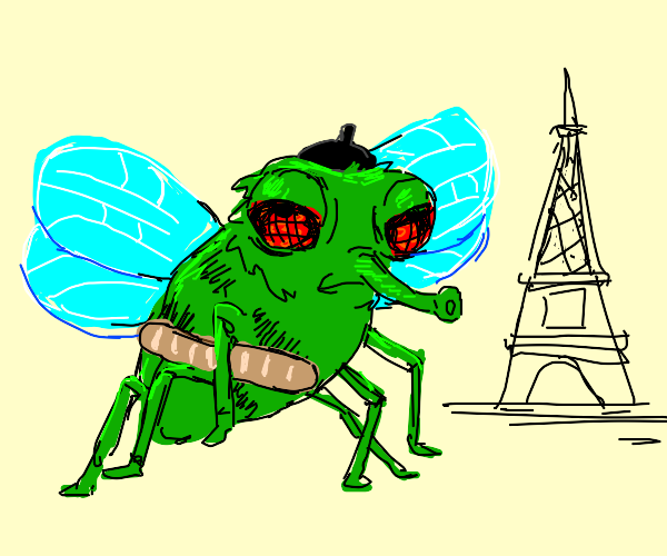 French fly