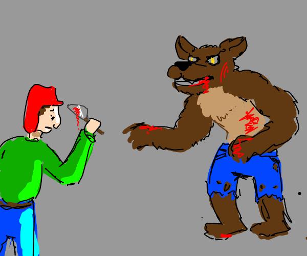Step 1: Hunt For Werewolves