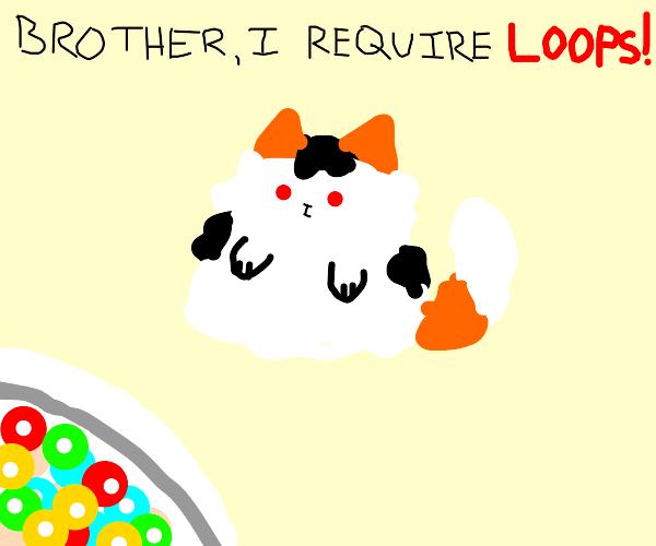 Brother, I require L O O P S