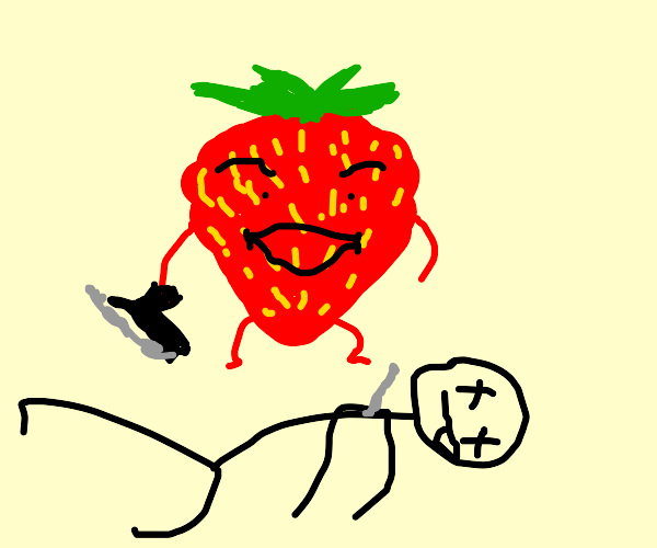 Strawberry murderer
