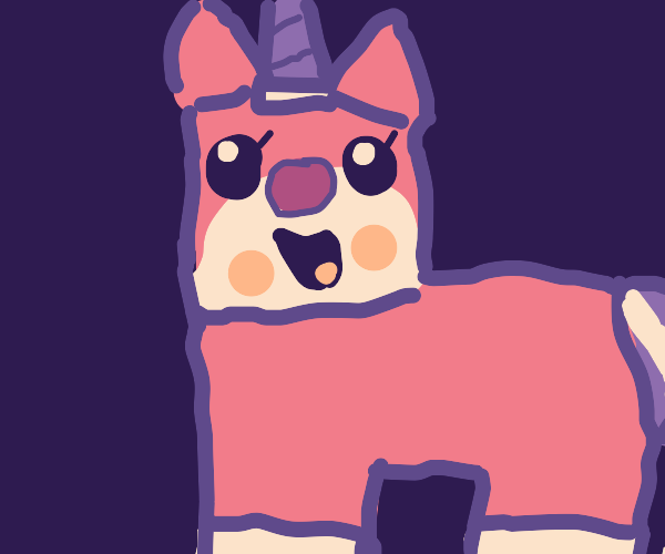 Unikitty (From The Lego Movie)