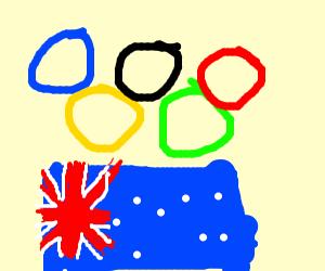 australian olympics