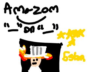 Chef on Amazon