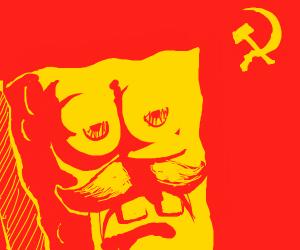 Comrade Squarepants
