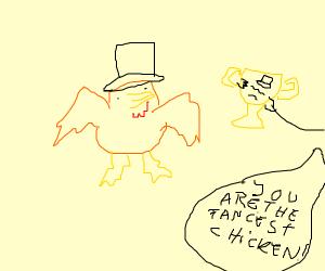 Chicken prize