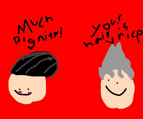 koichi compliments josuke