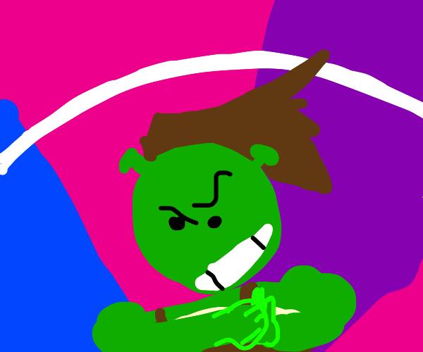 Shrek's Bizarre Adventures