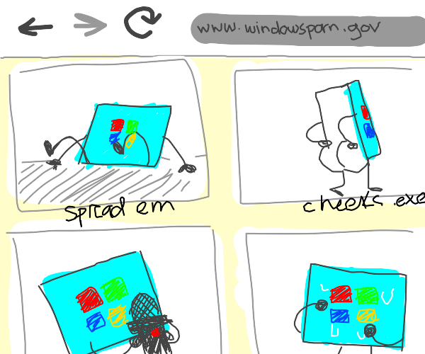 windows pron site