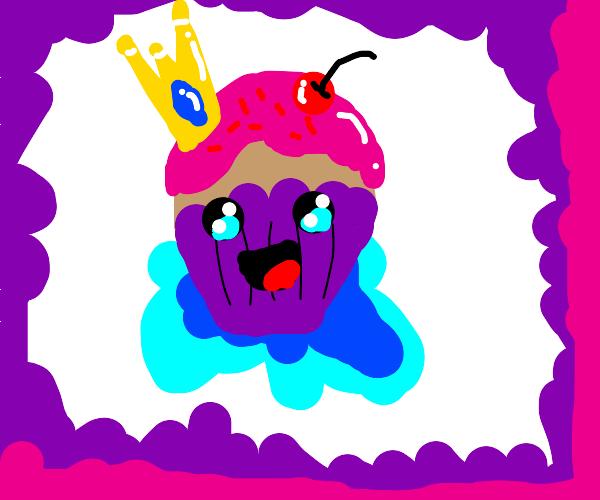 Weird Cupcake