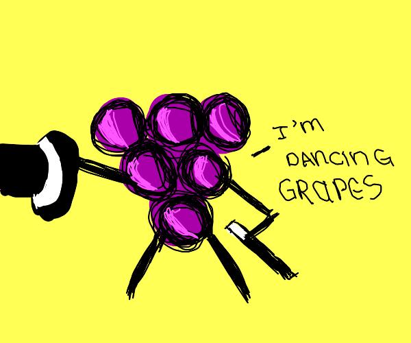 Dancing Grapes