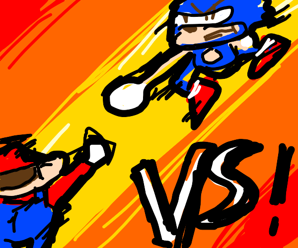 videogame fight