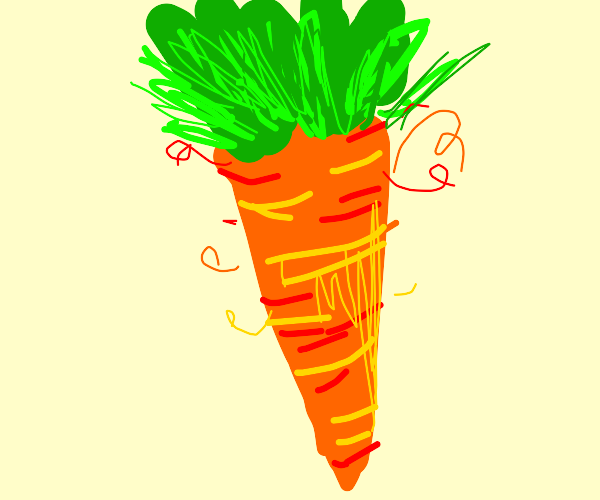 One carrot