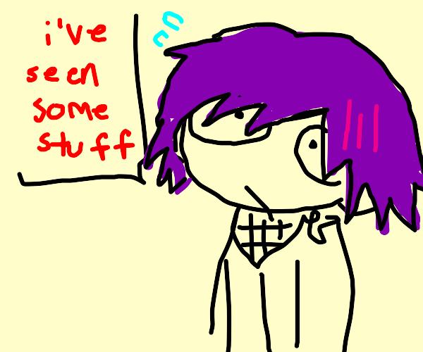 kokichi ouma has seen something