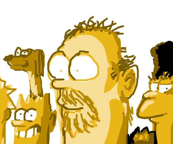 Bootleg Simpsons