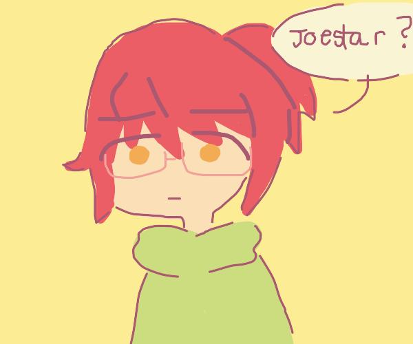 Yes, Kobayashi she is indeed a Joestar
