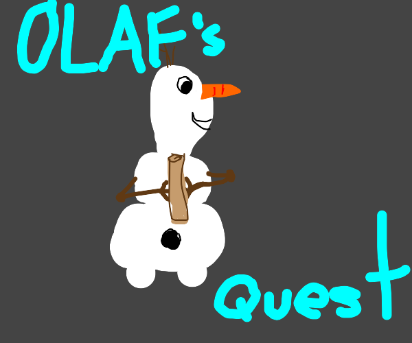 Olaf on a Quest