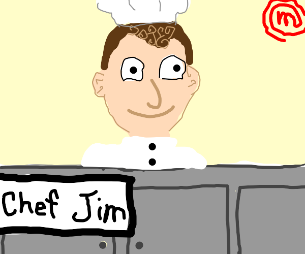 a chef on food network named jim
