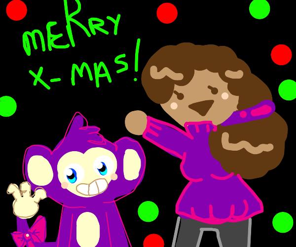 Merry Christmas! OwO