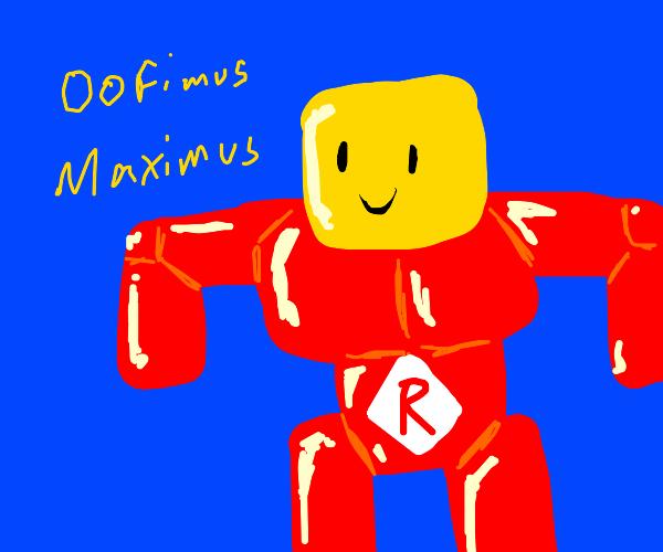 Robloximus Prime