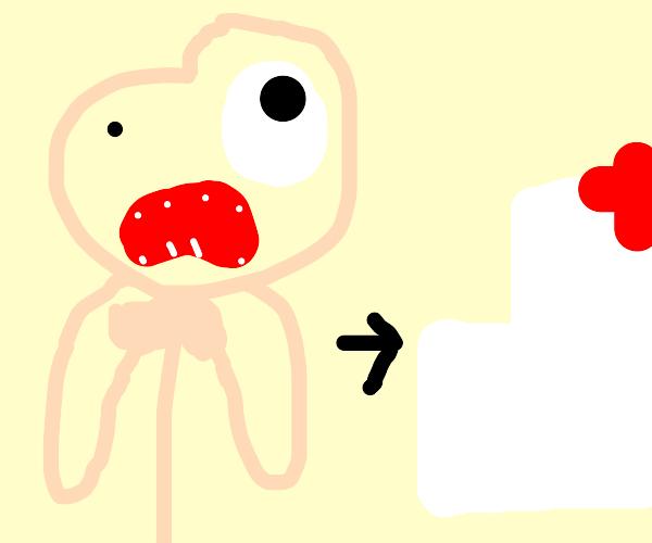 step 3 : go to hospital cuz choke