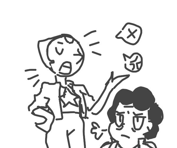 Pearl bullying steven