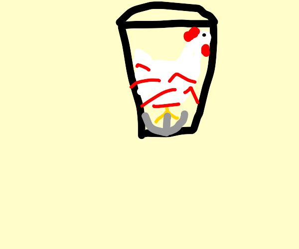 chicken smoothie