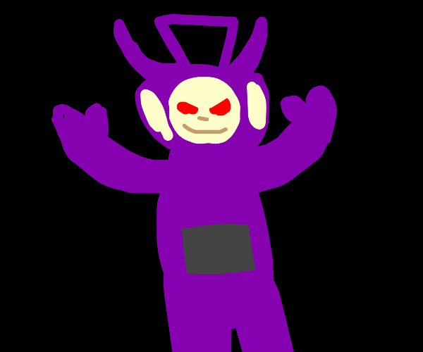 teletubbies but evil