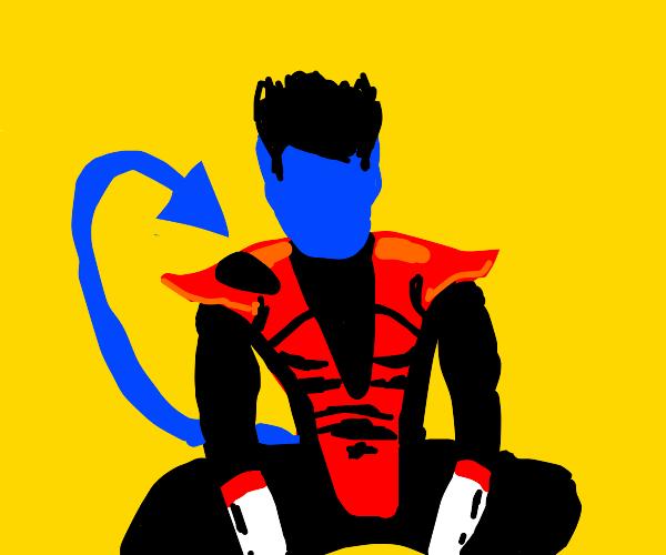 Nightcrawler from X-Men